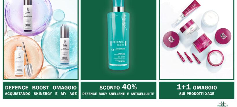 Non perdere le nuove promozioni #Bionike!
