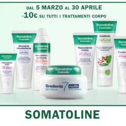 || SOMATOLINE BODY CARE ||