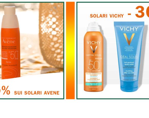Acquista i tuoi #solari  in #FarmaciaBasile.