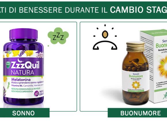 Trova il rimedio naturale contro i disturbi tipici della #Primavera!