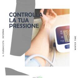 Ricorda di misurare la pressione!