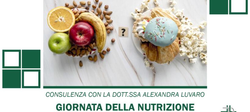NUTRIZIONISTA IN FARMACIA