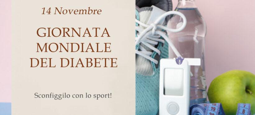 14 Novembre. Giornata mondiale del diabete