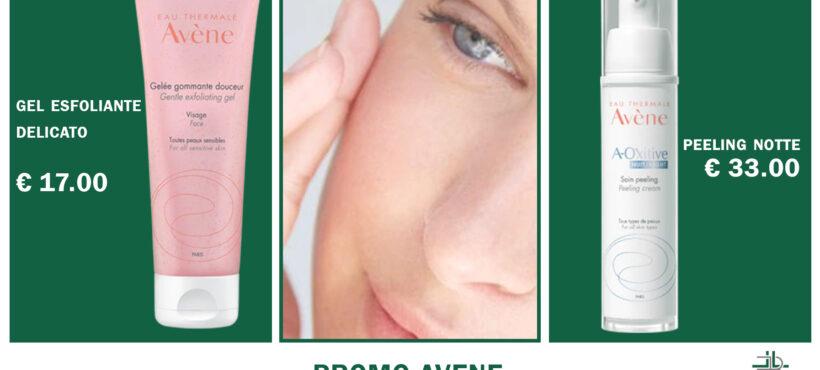 Un trattamento esfoliante #Avene, per ogni esigenza!