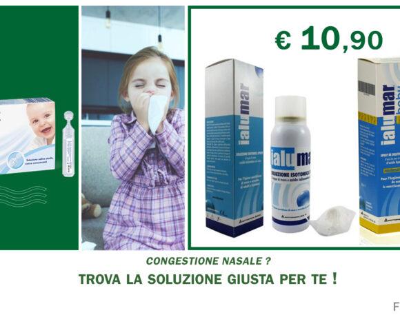 Benessere e igiene nasale