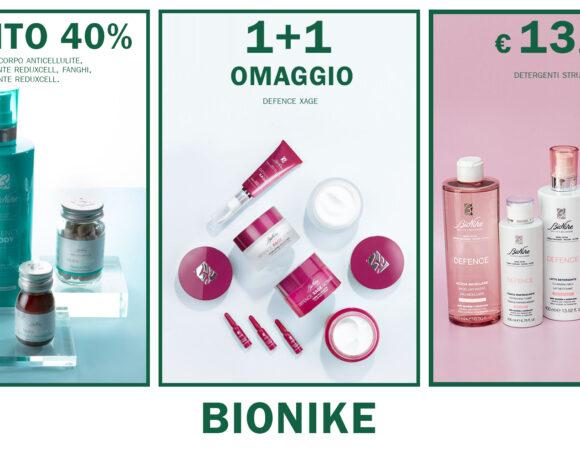 Nuove promo – BIONIKE –