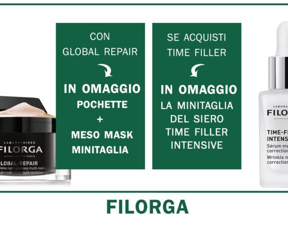 Esclusivi OMAGGI #Filorga