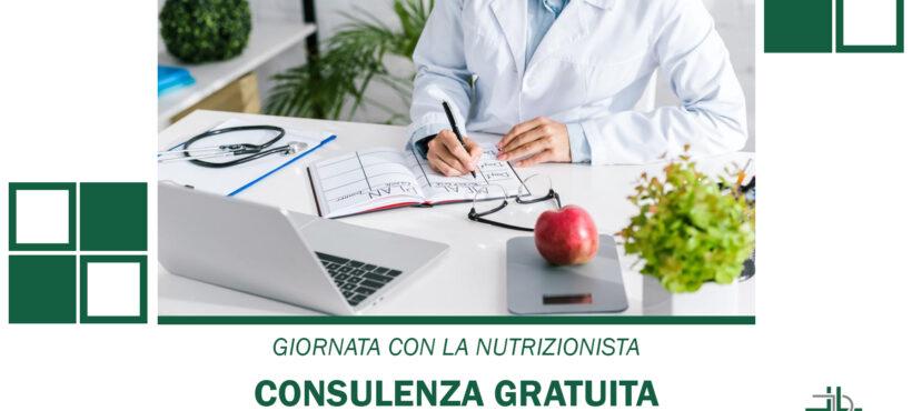 NUTRIZIONISTA IN FARMACIA BASILE